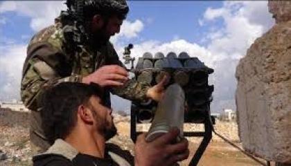 المرصد السوري لحقوق الإنسان: القواعد التركية تقصف محور مرعناز شمالي حلب