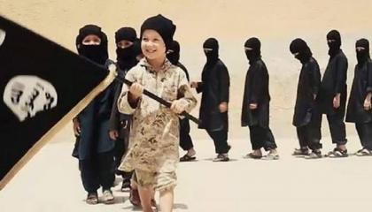 مفوضية حقوق الإنسان: 300 طفل و550 امرأة من داعش في سجون العراق