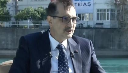 وزير الطاقة التركي: هناك العديد من فرص التعاون مع مصر في شرق المتوسط
