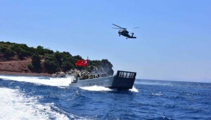 وثيقة تكشف عن مخطط تركيا للاستيلاء على 131 جزيرة يونانية حال التصادم معها