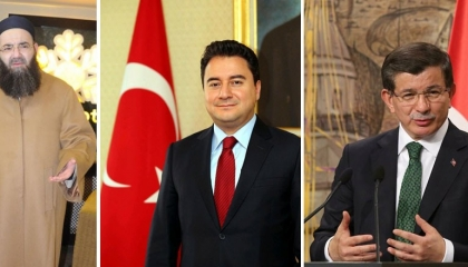 شيخ مقرب من أردوغان يهدد باباجان وداود أوغلو بسبب اتفاقية إسطنبول