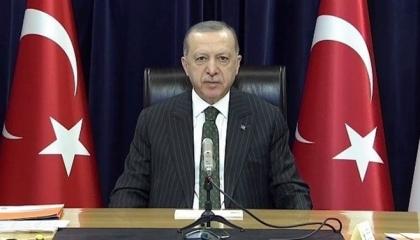 أردوغان ينعي الطيار القتيل في قونية