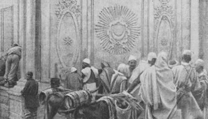 بسبب «ابن القنصل».. العثمانيون أغرقوا ليبيا في الحرب الأهلية