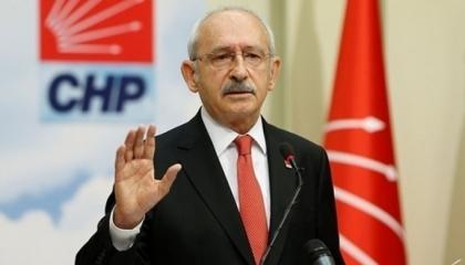 زعيم المعارضة التركية يهاتف جرجرلي أوغلو بعد إطلاق سراحه