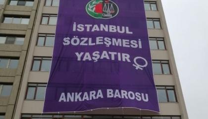 نقابة المحامين بأنقرة ترفع دعوى قضائية ضد قرار أردوغان بفسخ اتفاقية إسطنبول