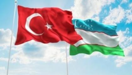 مناورات مشتركة بين تركيا وأوزبكستان في مدينة ترمذ