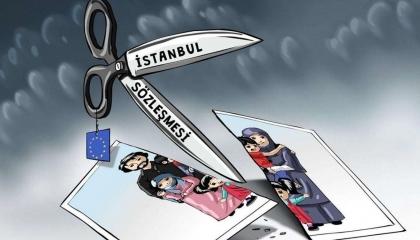 78 نقابة محاماة تركية في بيان مشترك: لن نتنازل عن اتفاقية إسطنبول