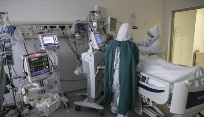 تركيا تسجل 29 ألفًا و81 إصابة بكورونا.. و153 وفاة