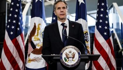 وزير الخارجية الأمريكي: الحوار مفتوح بين واشنطن وموسكو