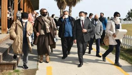 بلدية سامسون التركية تعرض على عائلة أمير قطر شراء ملعب جولف