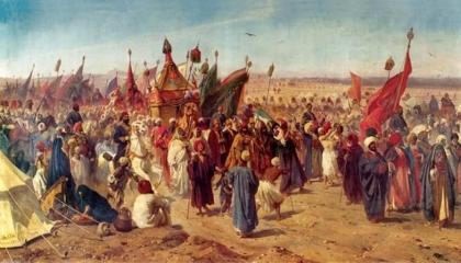 ضيوف الرحمن في العصر العثماني| «مشلحون» رجالًا ونساء