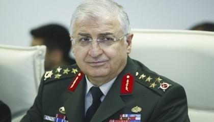 رئيس الأركان التركي: مستعدون لمشاركة خبراتنا العسكرية مع أوزبكستان