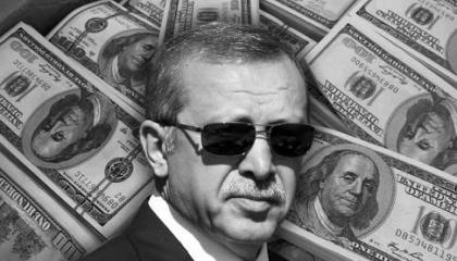 أردوغان يحث مواطنيه على استثمار مدخراتهم من «عملات أجنبية» بعد تدهور الليرة
