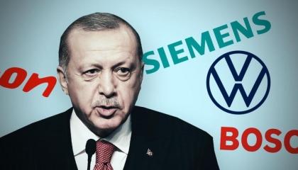 «دي فيلت»: كبرى الشركات الألمانية غير مهتمة بضخ استثمارات جديدة في تركيا