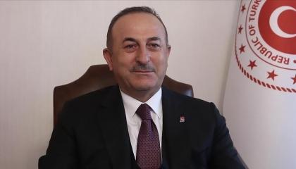 وزير الخارجية التركي في زيارة إلى طاجيكستان للمشاركة في «قلب آسيا»