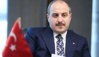 وزير  الصناعة والتكنولوجيا التركي: قطاع الرسوم المتحركة حقق قفزة نوعية