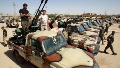 29 مليون قطعة سلاح حصيلة 10 سنوات من الفوضى والحرب في ليبيا