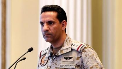 تحالف دعم الشرعية باليمن يعلن اعتراض وتدمير مسيرتين أطلقتهما ميليشيا الحوثي