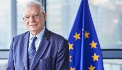 الاتحاد الأوروبي يتعهد بتقديم 560 مليون يورو لمساعدة السوريين