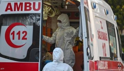 تركيا تسجل 5 آلاف و575 إصابات جديدة بكورونا.. و59 وفاة