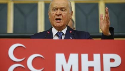 ثورة الغضب تجتاح «تويتر التركي» وتطالب بإغلاق حزب الحركة القومية
