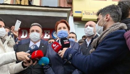 المرأة الحديدية لزعيم حزب الحركة القومية التركي: لماذا لا ترتاح في منزلك؟