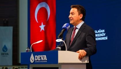 حزب ديفا التركي المعارض: الحكومة ستتلقى الكارت الأحمر  من صناديق الانتخابات