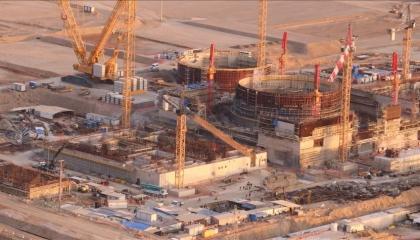 محطة «آق قويو» النووية التركية: بدء بناء الوحدة الرابعة مطلع 2022