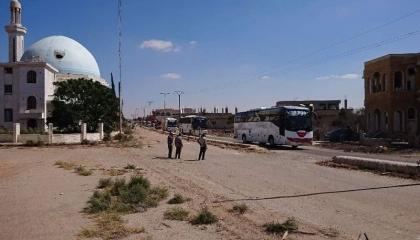 مقتل طفلة سورية ووالدها في انفجار عبوة ناسفة بريف درعا