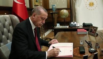 أردوغان يقيل نائبة وزير الصحة التركي