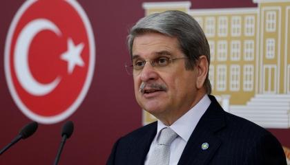برلماني تركي يؤيد بيان أدميرالات البحرية ويهاجم بارانويا «العدالة والتنمية»