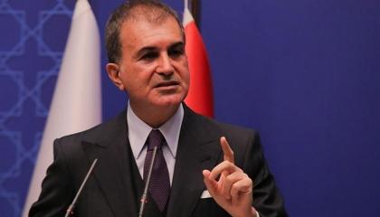 متحدث حزب أردوغان: بيان ضباط البحرية التركية قلة احترام للإرادة الوطنية