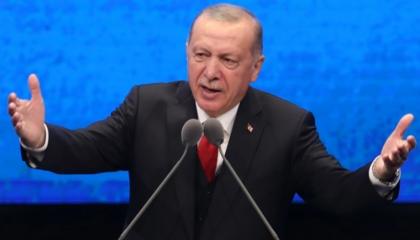 أردوغان: تركيا تواجه حربا اقتصادية والتنظيمات الإرهابية تحاول ضرب استقرارنا