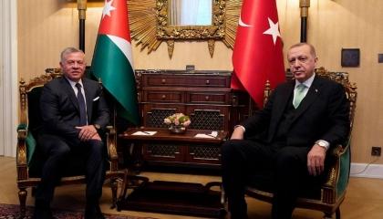 الخارجية التركية: ندعم استقرار الأردن وازدهار شعبه