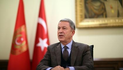 وزير الدفاع التركي من طرابلس: جنودنا هنا لحماية حقوق الليبيين