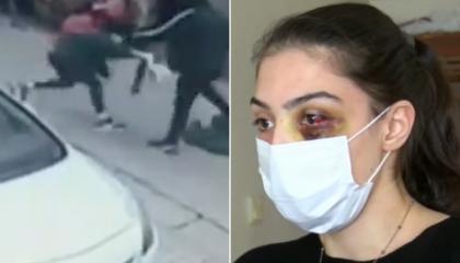 توابع انسحاب تركيا من اتفاقية إسطنبول.. رجل ينهال طعنًا على زوجته في الشارع