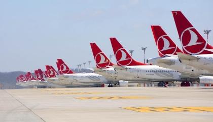 الخطوط الجوية التركية تلغي اختبار كشف كورونا