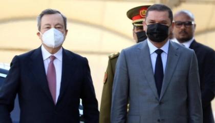 رئيس الحكومة الإيطالية: وقف إطلاق النار شرط أساسي للمضي قدمًا في ليبيا