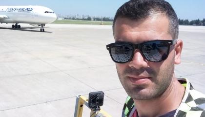 انتحار موظف بمطار أضنة التركي شنقًا في ساحة الانتظار