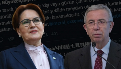 سفارة الصين لدى تركيا تهاجم المرأة الحديدية ورئيس بلدية أنقرة.. والسبب؟