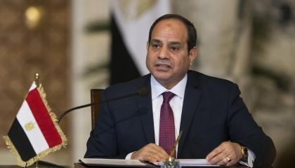 بالصور.. السيسي يصل باريس لدعم السودان في مرحلته الانتقالية