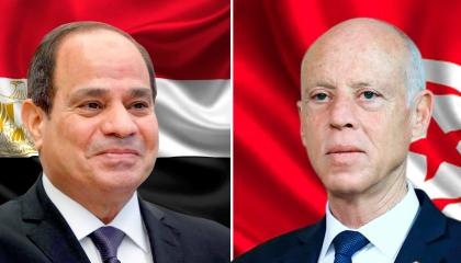 الرئيس التونسي يلبي دعوة السيسي.. ويزور القاهرة غدًا