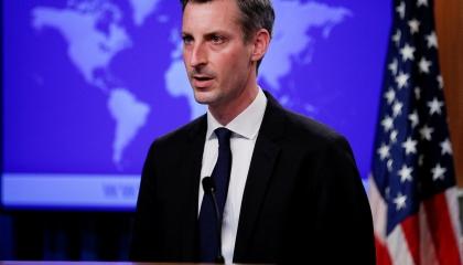 الخارجية الأمريكية تشيد بمجهودات تركيا وقطر في مطار كابول