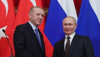 أردوغان يعزي بوتين في ضحايا مدرسة قازان