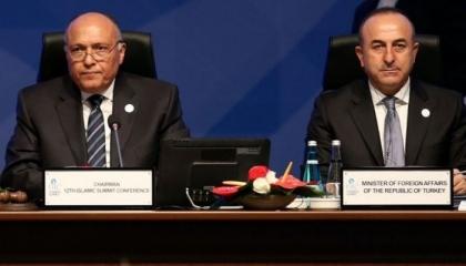 وزير الخارجية التركي: العلاقات بين القاهرة وأنقرة تشهد مرحلة جديدة
