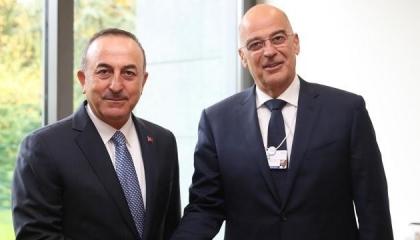 أنقرة تستضيف اجتماع وزيري خارجية تركيا واليونان 14 أبريل