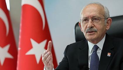 كليتشدار أوغلو ينتقد منع الحكومة التركية التصوير في المناسبات الاجتماعية