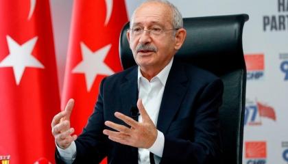زعيم المعارضة التركية يطالب برفع الإغلاق عن بعض القطاعات: وضع الناس صعب!