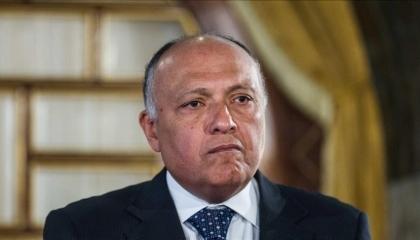 وزير الخارجية المصرية: القاهرة تقدر الإشارات التركية الأخيرة