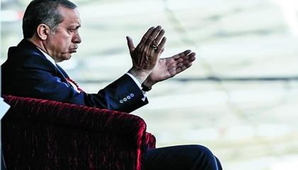 أردوغان يصادر المنطقة التاريخية بمدينة بورصة التركية ويهدم مبانيها